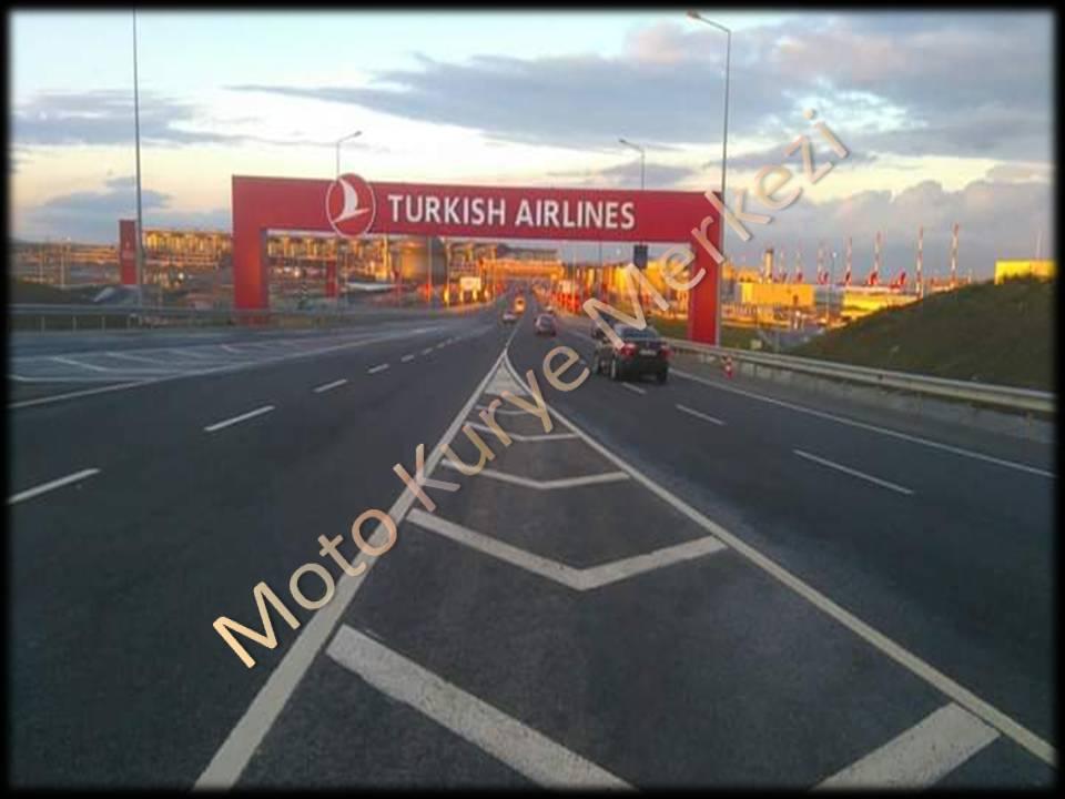 Havaalanı Kurye